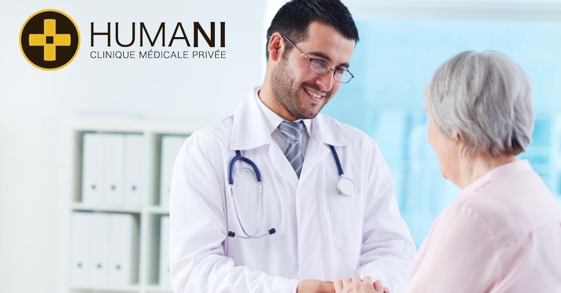 Une clinique médicale familiale