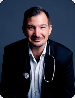 Dr Jean-François Caron